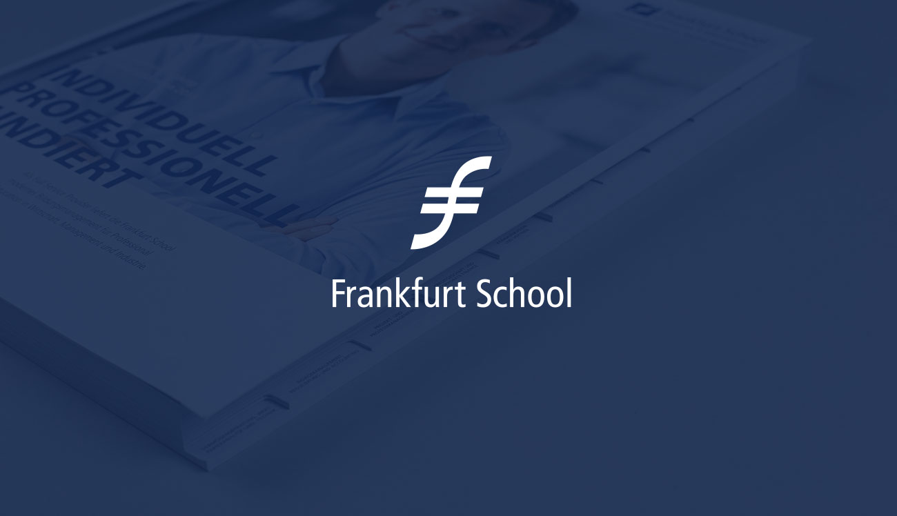 Frank­furt School of Finan­ce & Management